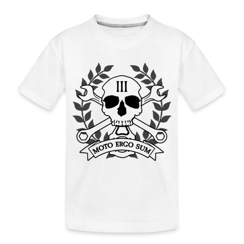 Moto Ergo Sum - Toddler Premium Organic T-Shirt