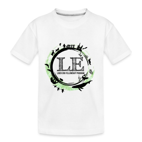 LiberErodesign - Toddler Premium Organic T-Shirt