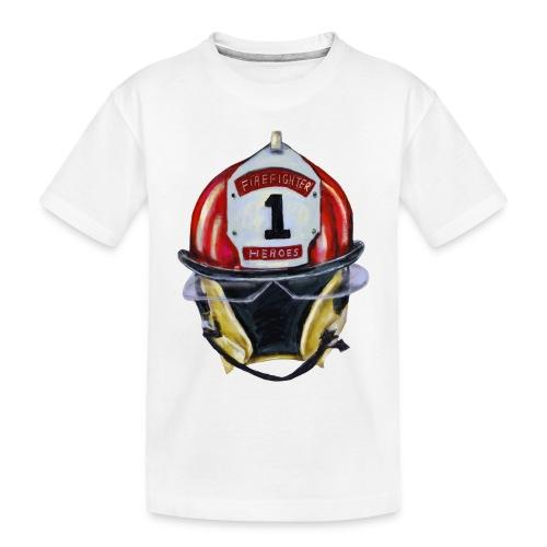 Firefighter - Toddler Premium Organic T-Shirt