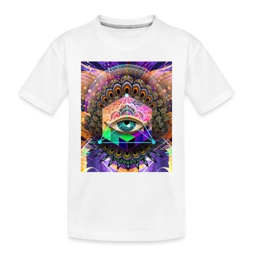 ruth bear - Toddler Premium Organic T-Shirt