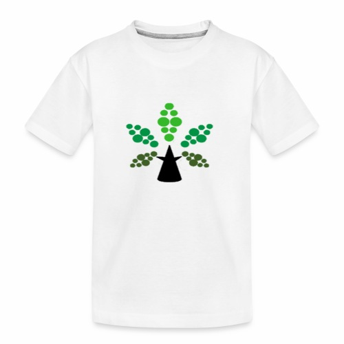 Tri City TriChomes FINAL LOGO 645AM 1 - Toddler Premium Organic T-Shirt