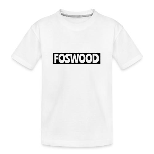 FOSWOOD - Toddler Premium Organic T-Shirt
