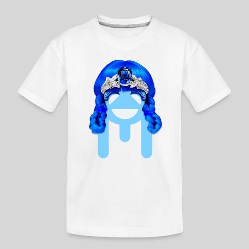 ALIENS WITH WIGS - #TeamMu - Toddler Premium Organic T-Shirt