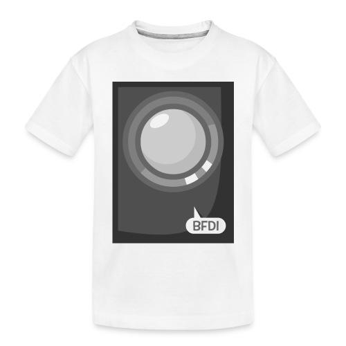 Announcer Tablet Case - Toddler Premium Organic T-Shirt