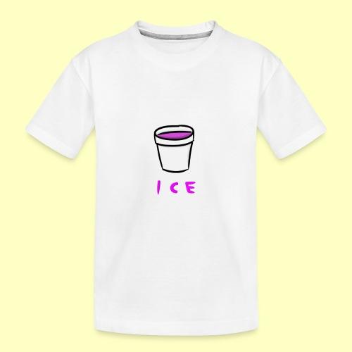 ICE - Toddler Premium Organic T-Shirt