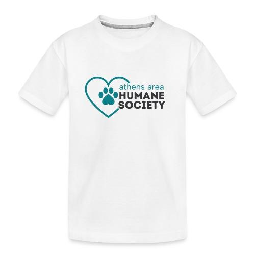 AAHS LOGO - Toddler Premium Organic T-Shirt