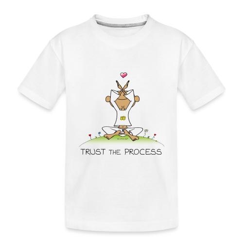 Trust the Process - Toddler Premium Organic T-Shirt