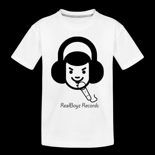 RealBoyz Records - Toddler Premium Organic T-Shirt