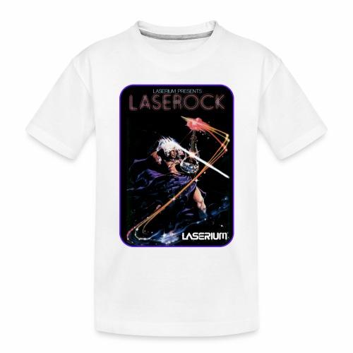 Laserium Design 002 - Toddler Premium Organic T-Shirt