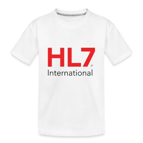 HL7 International - Toddler Premium Organic T-Shirt