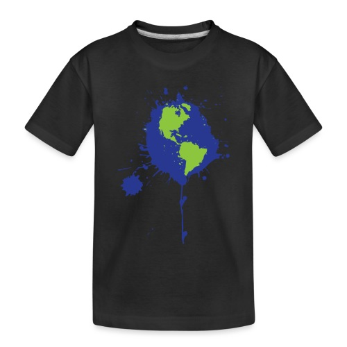 Art Changes the World - Toddler Premium Organic T-Shirt