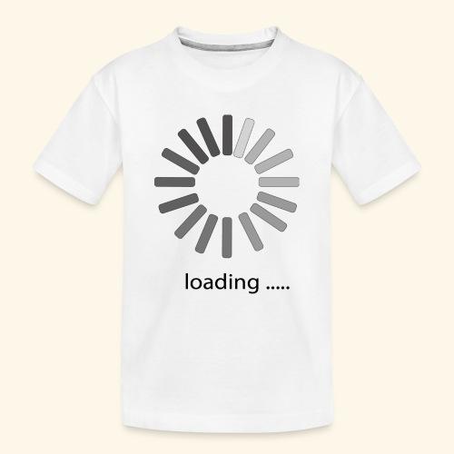poster 1 loading - Toddler Premium Organic T-Shirt
