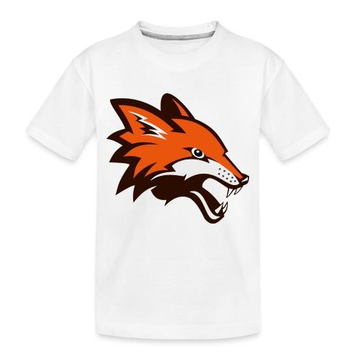 The Australian Devil - Toddler Premium Organic T-Shirt