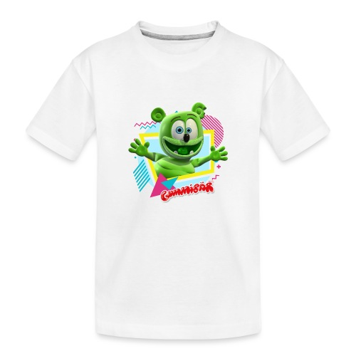 Shapes & Colors - Toddler Premium Organic T-Shirt