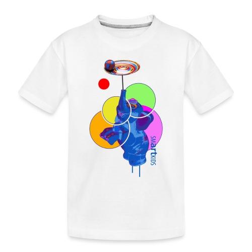 smARTkids - Mumbo Jumbo - Toddler Premium Organic T-Shirt