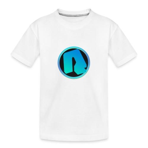 Channel Logo - qppqrently Main Merch - Toddler Premium Organic T-Shirt