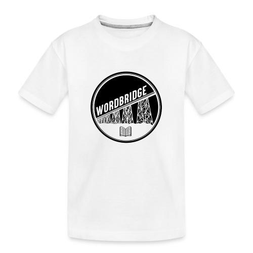 WordBridge Conference Logo - Toddler Premium Organic T-Shirt
