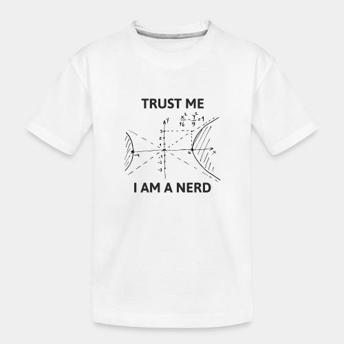 math nerd - Toddler Premium Organic T-Shirt