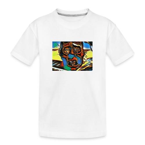 Dali Visage - Toddler Premium Organic T-Shirt