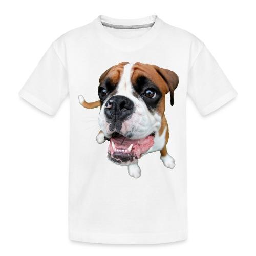 Boxer Rex the dog - Toddler Premium Organic T-Shirt