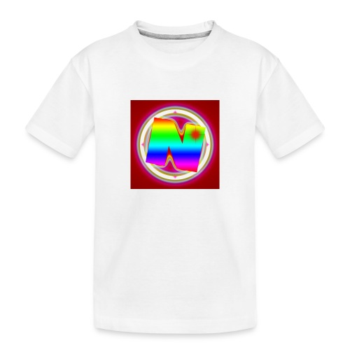 Nurvc - Toddler Premium Organic T-Shirt