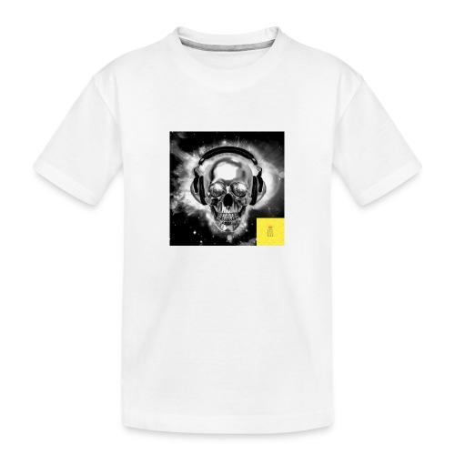 skull - Toddler Premium Organic T-Shirt