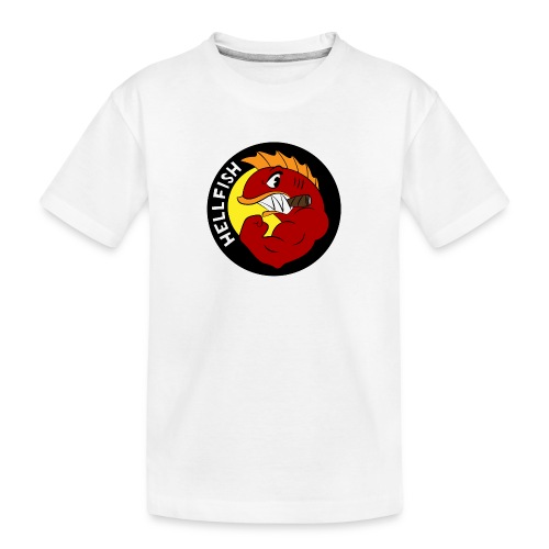 Hellfish - Flying Hellfish - Toddler Premium Organic T-Shirt