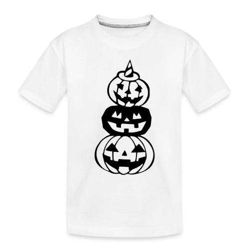 Pumpkins - Toddler Premium Organic T-Shirt