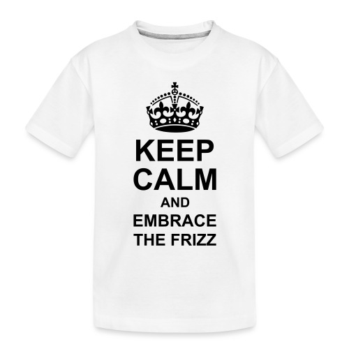 frizz - Toddler Premium Organic T-Shirt