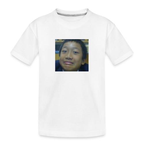 Pat's Face - Toddler Premium Organic T-Shirt