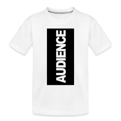 audenceblack5 - Toddler Premium Organic T-Shirt