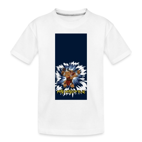 minotaur5 - Toddler Premium Organic T-Shirt