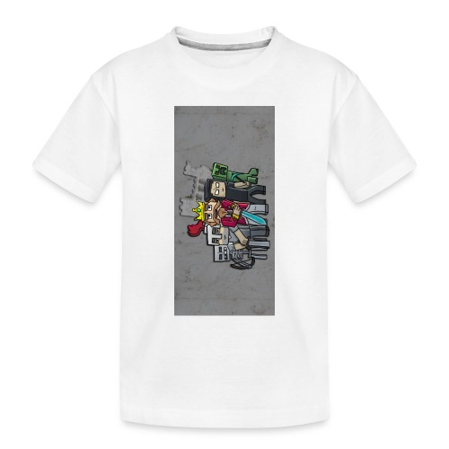 sparkleziphone5 - Toddler Premium Organic T-Shirt