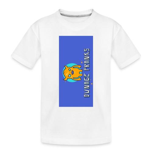 logo iphone5 - Toddler Premium Organic T-Shirt