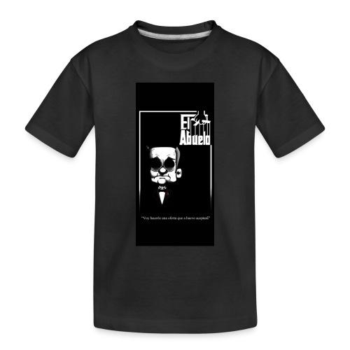 case5iphone5 - Toddler Premium Organic T-Shirt