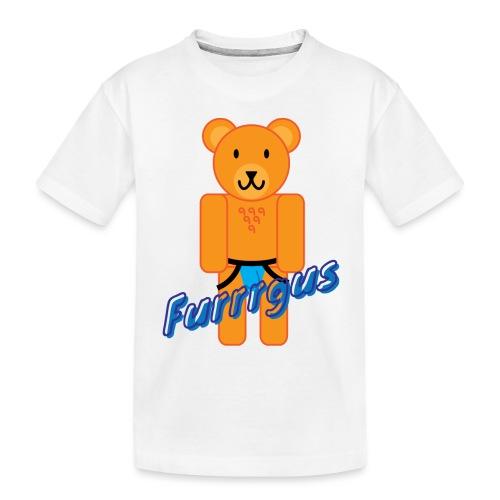 Furrrgus @ Underbear - Toddler Premium Organic T-Shirt