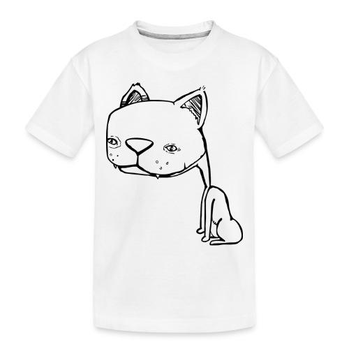 Meowy Wowie - Toddler Premium Organic T-Shirt