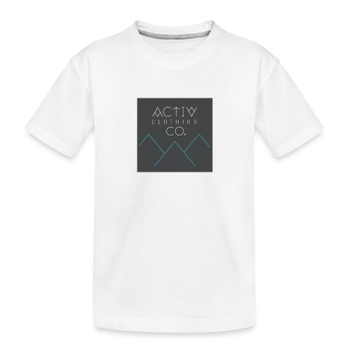 Activ Clothing - Toddler Premium Organic T-Shirt