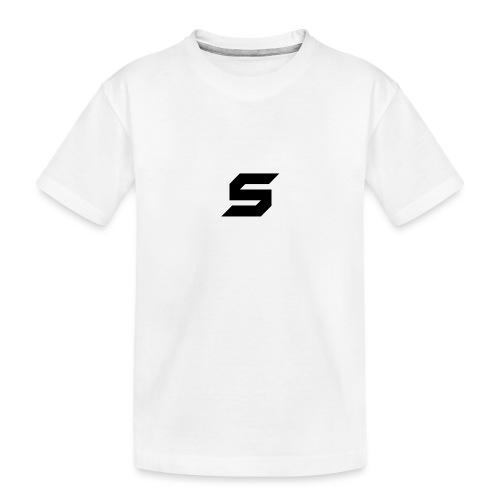 A s to rep my logo - Toddler Premium Organic T-Shirt
