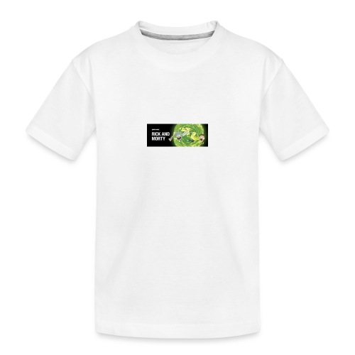 flippy - Toddler Premium Organic T-Shirt