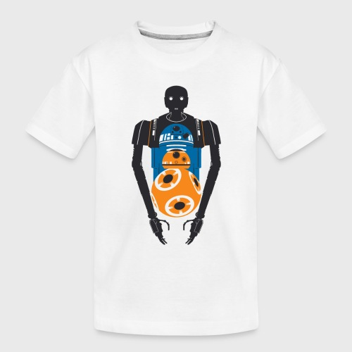 Star Wars Rogue One The Droids You're Looking For - Toddler Premium Organic T-Shirt