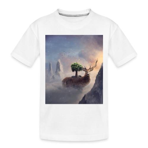 animal - Toddler Premium Organic T-Shirt