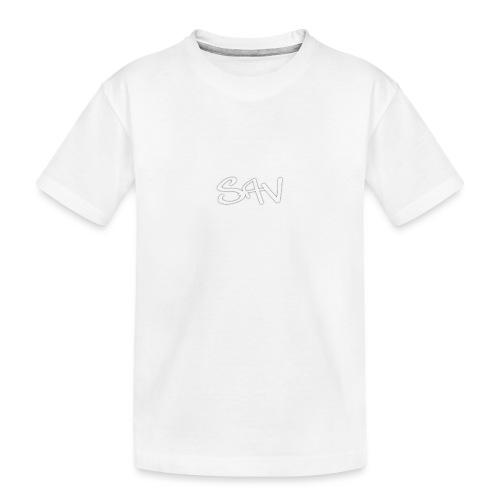 Classic Sav Logo - Toddler Premium Organic T-Shirt