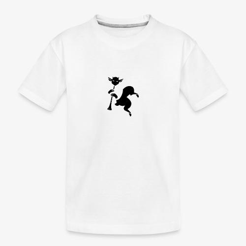 imagika black - Toddler Premium Organic T-Shirt