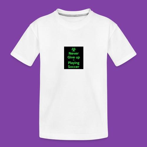 thA573TVA2 - Toddler Premium Organic T-Shirt