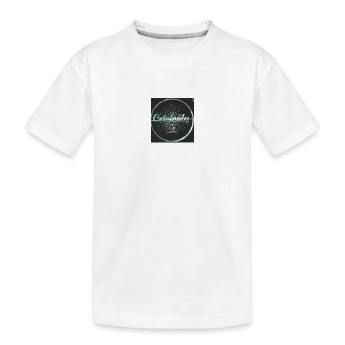 Originales Co. Blurred - Toddler Premium Organic T-Shirt