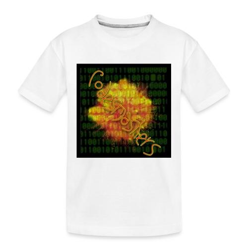 Codesmashers - Toddler Premium Organic T-Shirt