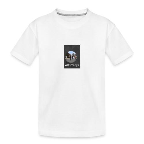 ABSYeoys merchandise - Toddler Premium Organic T-Shirt