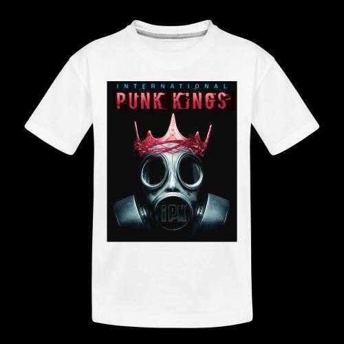 Eye Rock IPK Design - Toddler Premium Organic T-Shirt