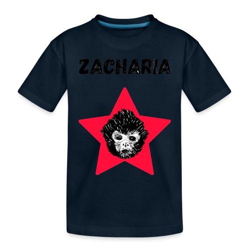 transparaent background Zacharia - Toddler Premium Organic T-Shirt